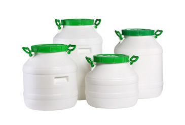 Plastic and food grade jugs and barrels
