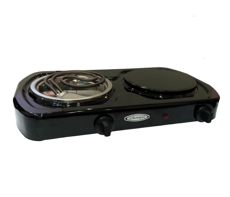 Electric cooktop EPТ2P 2-2.2 kW/220V Narrow and pyroceramic tubular heating element