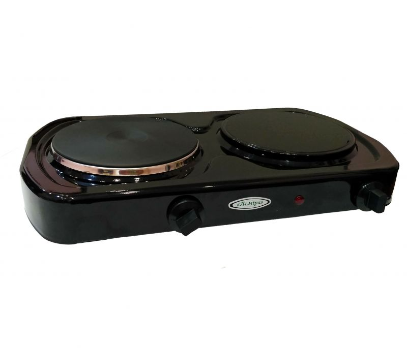 Electric cooktop EPChP 2-2.7 kW/220V Cast iron and pyroceramic tubular heating element