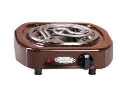 "Electric cooktop EPT2-T 1-1.0 kW/220V ""Narrow tubular electric heating element"""