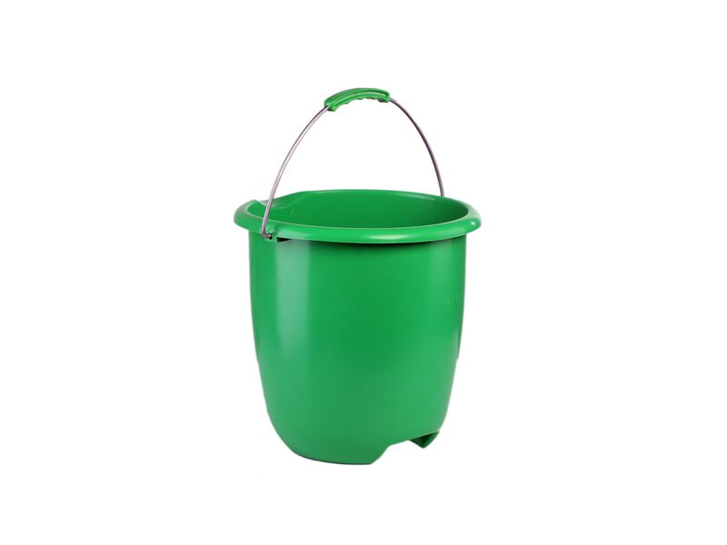 Food-grade plastic bucket, 12 l